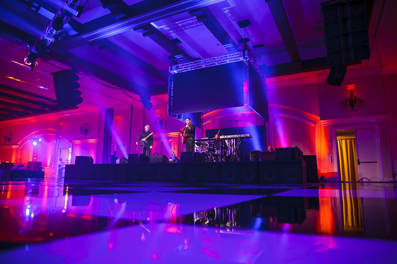L3 Productions Turns To Elation Lighting And Video For